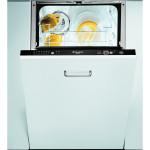 Masina de spalat vase incorporabila CANDY CDI 9P 50E, 9 seturi, 7 programe, 45 cm, A+