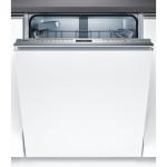 Masina de spalat vase incorporabila BOSCH SuperSilence SMV68IX01E, 13 seturi, 8 programe, 60cm, A+++
