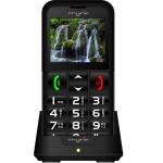 Telefon mobil Dual Sim MYRIA MY9018, Negru