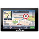 Sistem de navigatie SMAILO HD5, Mediateck 3351 468 MHz, 5 inch, 64MB, Micro SD, USB, LifeTime update