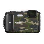 Camera foto NIKON COOLPIX Waterproof AW130 Outdoor Kit, camouflage