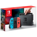 Consola NINTENDO Switch (Joy-Con Neon Red/Blue)
