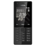 Telefon mobil NOKIA 216 DUAL SIM Black