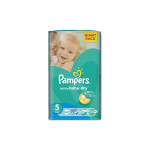 Scutece PAMPERS Active Baby 5 Junior, Giant Pack, 64 buc, 11-18 kg