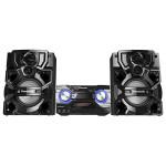 Sistem audio High Power PANASONIC SC-AKX660E-K, 1700W, Bluetooth, negru
