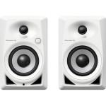 Monitor DJ PIONEER DM-40-W, alb