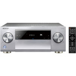 Receiver AV 9.2 4K PIONEER SC-LX701S, 9x185W, HI-RES, USB, Bluetooth, Wi-Fi, argintiu