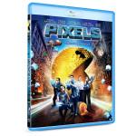 Pixels-O aventura digitala Blu-ray