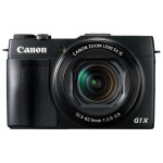 Camera foto digitala CANON PowerShot G1 X Mark II, 12.8Mp, 5x, 3 inch, Black