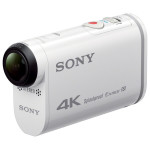 Camera video sport SONY ACTION CAM 4K X1000V, Wi-Fi, GPS