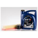 Pachet schimb ulei ELF pentru Dacia Logan 1.2, benzina