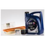 Pachet schimb ulei ELF pentru Dacia Logan 2, 1.2, benzina