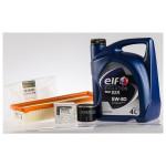 Pachet schimb ulei ELF pentru Dacia Sandero 2, 1.2, benzina