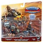 Set 2 figurine Shark Shooter Terrafin, Shark Tank - Skylanders Superchargers