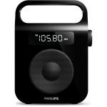Radio portabil PHILIPS AE2600, FM, negru