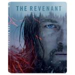 The Revenant - Legenda lui Hugh Glass Blu-ray Steelbook