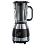Blender RUSSELL HOBBS Illumina 20230-56, 1.5l, 3 + Impuls viteze, 850W, negru