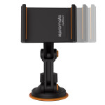 Suport auto universal PROMATE riseMount, Orange