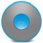 MP3 player PHILIPS GoGear MiniDot SA5DOT02BN/12, albastru