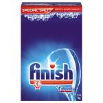 Sare speciala FINISH 1.5 kg pentru masini de spalat vase