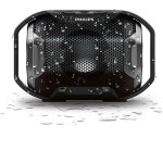 Boxa portabila wireless PHILIPS SB300B/00, bluetooth, waterproof, 4W, negru