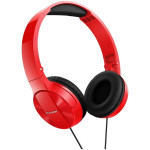 Casti on-ear PIONEER SE-MJ503-R, rosu