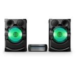 Minisistem audio SONY SHAKE-X7, 2400W, USB, Bluetooth, NFC, CD, DJ Effects, Mega BASS