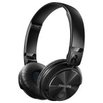 Casti on-ear Bluetooth PHILIPS SHB3060BK/00, Negru