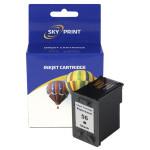 Cartus SKYPRINT SKY-HP 56A-NEW, negru