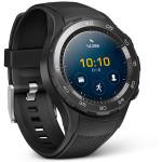 Smartwatch HUAWEI WATCH 2, 4G, Carbon Black Sport