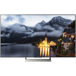 Televizor LED Smart Ultra HD, 140cm, Android, 4K HDR, Sony BRAVIA KD-55XE9005B, Negru