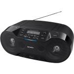 Radio CD portabil SONY ZS-RS70BT, Bluetooth, USB