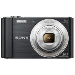 Camera foto digitala SONY DSC-W810, 20.1 Mp, 6x, negru