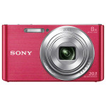 Camera foto digitala SONY DSC-W830, 20.1 Mp, 8x, roz