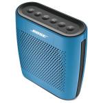 Boxa portabila BOSE Soundlink, Bluetooth, Albastru