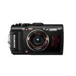 Camera foto digitala compacta OLYMPUS TG4, 16 Mp, 4x, 3 inch, negru
