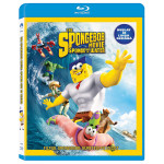 Spongebob: Aventuri pe uscat Blu-ray