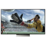 Televizor LED Smart Ultra HD 4K HDR 3D, 140cm, Android, Sony BRAVIA KD-55XD9305B