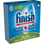 Tablete FINISH All in One, 26 bucati