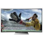Televizor curbat LED Smart Ultra HD 4K HDR, Android, 140cm, Sony BRAVIA KD-55SD8505