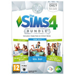 The Sims 4 Bundle (Code in a Box) PC
