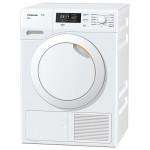 Uscator de rufe MIELE TKB 550 WP Eco, 8kg, A++, alb