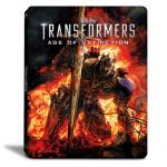 Transformers - Exterminarea SteelBook Blu-ray