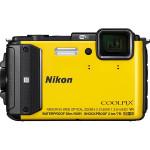 Camera foto NIKON COOLPIX Waterproof AW130 Diving Kit, yellow