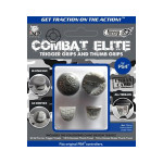 Trigger Treads Combat Elite: 2 Trigger Treads + 1 HI/ 1 Low Thumb Treads (Urban Camo) PS4