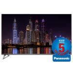 Televizor LED Smart Ultra HD, 147cm, PANASONIC VIERA TX-58DXU701