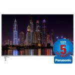 Televizor LED Smart Ultra HD 3D, 147cm, PANASONIC VIERA TX-58DX750E
