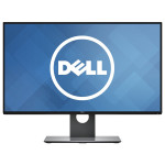 "Monitor LED IPS DELL UltraSharp U2717D, 27"", QHD, InfinityEdge, negru-gri"