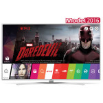 Televizor LED Smart Super Ultra HD, webOS 3.0, 165cm, LG 65UH7707