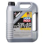 Ulei motor LIQUI MOLY Top Tec 4100 2195, 5W40, A3/B4/C3, 4l